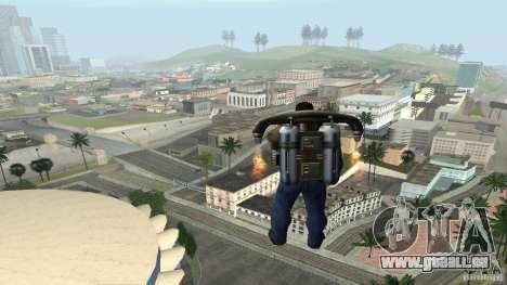 Overdose Effects v1.5 pour GTA San Andreas cinquième écran