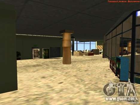 20th floor Mod V2 (Real Office) für GTA San Andreas fünften Screenshot