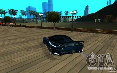 ENB pour n'importe quel ordinateur pour GTA San Andreas quatrième écran