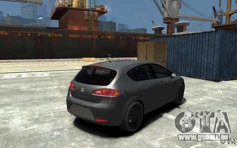 Seat Leon Cupra v.2 für GTA 4 rechte Ansicht