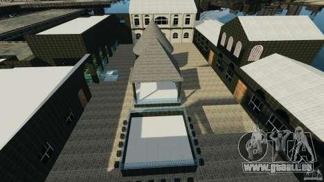 Grand Mosque of Diyarbakir für GTA 4 neunten Screenshot