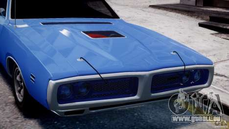 Dodge Charger RT 1971 v1.0 pour GTA 4 Salon