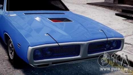 Dodge Charger RT 1971 v1.0 für GTA 4 Innen