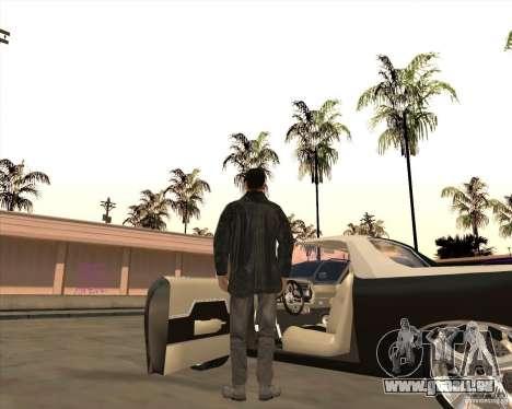 Die Haut ist ein Mitglied der mafia für GTA San Andreas dritten Screenshot