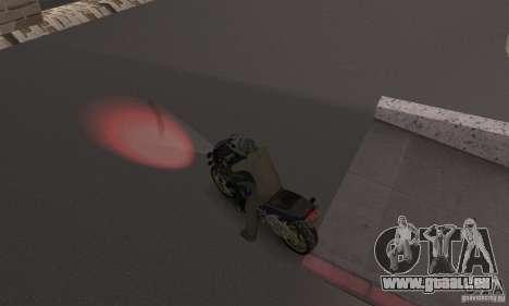 Feux rouges pour GTA San Andreas troisième écran