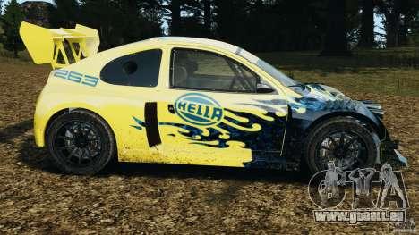 Colin McRae Hella Rallycross pour GTA 4 est une gauche