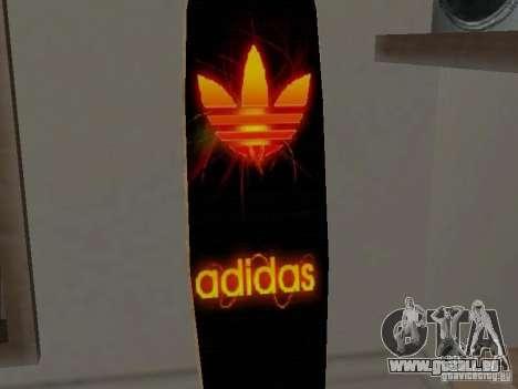 Neue Surf im Haus CJ für GTA San Andreas her Screenshot