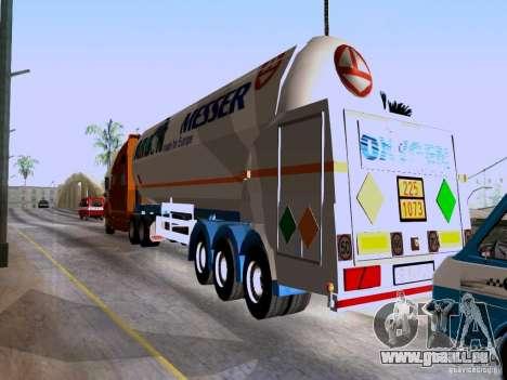 Anhänger Renault Premium für GTA San Andreas