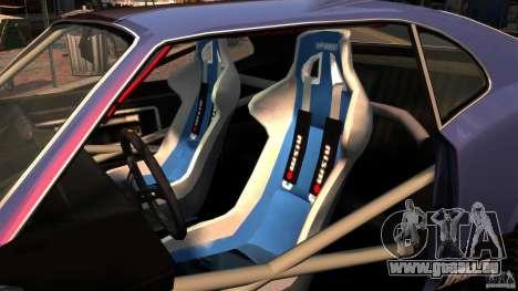 New Sabre GT für GTA 4 Rückansicht