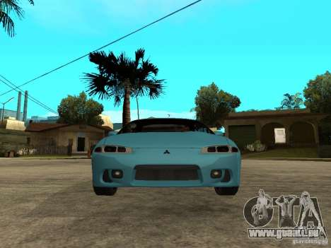 Mitsubishi Eclipse 1998 Need For Speed Carbon für GTA San Andreas rechten Ansicht