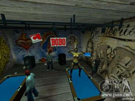 Mod Beber Cerveja V2 für GTA San Andreas neunten Screenshot