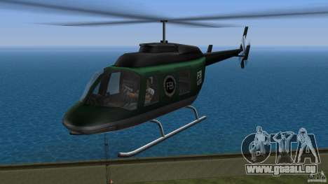 FBI Maverick pour GTA Vice City