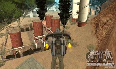 New CJs Airport für GTA San Andreas achten Screenshot