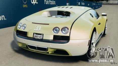 Bugatti Veyron 16.4 Super Sport 2011 v1.0 [EPM] für GTA 4 hinten links Ansicht