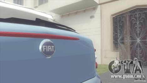 Fiat Brava HGT für GTA San Andreas zurück linke Ansicht