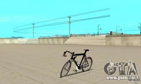 Bike Turmac Legnano für GTA San Andreas