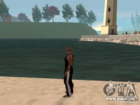 Choisissez n'importe quel temps pour GTA San Andreas