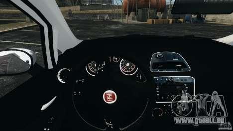 Fiat Punto Evo Sport 2012 v1.0 [RIV] pour le moteur de GTA 4