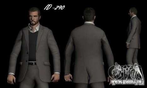 La Cosa Nostra pour GTA San Andreas quatrième écran