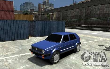 Volkswagen Golf II Country 1990 pour GTA 4