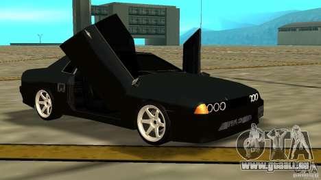 Elegy MIX V.1 pour GTA San Andreas laissé vue