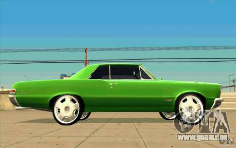 NFS:MW Wheel Pack pour GTA San Andreas