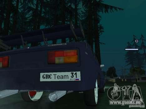 VAZ 2105 Drift King für GTA San Andreas rechten Ansicht