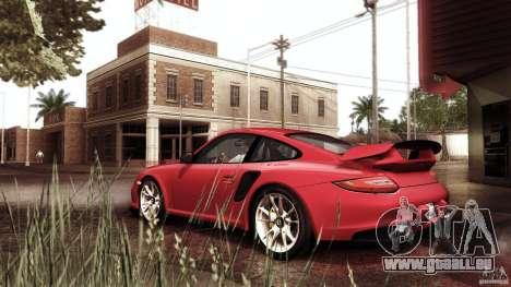 Porsche 911 GT2 RS 2012 pour GTA San Andreas moteur