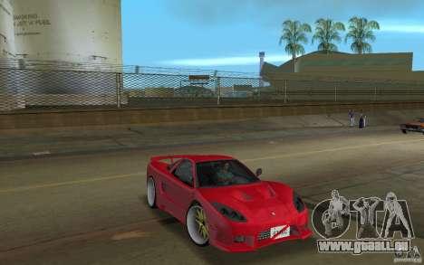 Acura NSX 2004 Veilside für GTA Vice City rechten Ansicht