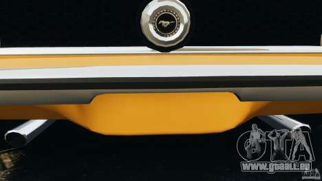 Ford Mustang Mach 1 1973 für GTA 4-Motor
