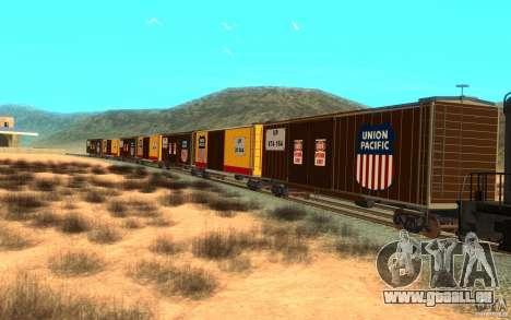 Union Pacific Reefer für GTA San Andreas