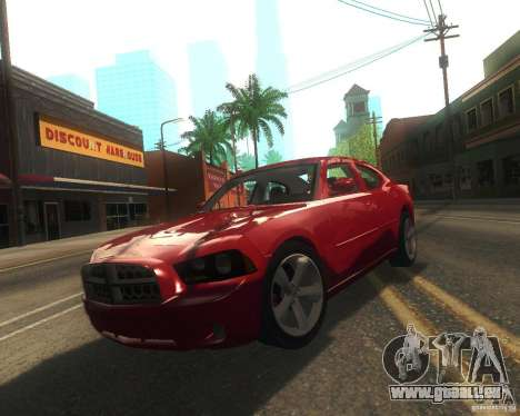 Dodge Charger 2011 für GTA San Andreas