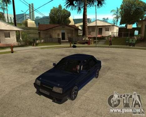 VAZ 21099 Tuning durch Danil für GTA San Andreas