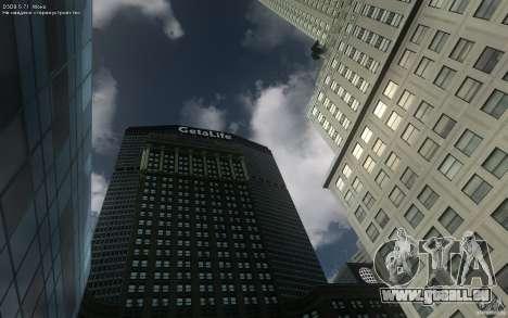 Menü- und Boot-Bildschirme von Liberty City in G für GTA San Andreas zweiten Screenshot