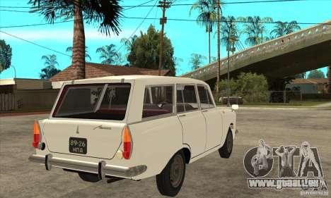 AZLK 427 für GTA San Andreas rechten Ansicht