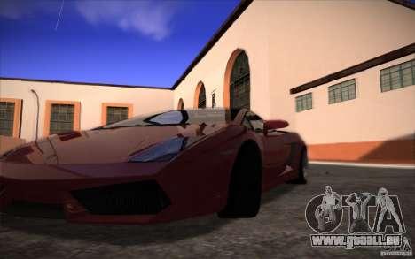 Meine Einstellungen ENB v2 für GTA San Andreas