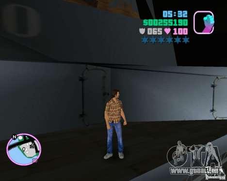 Skins HD GTA Vice City pour la troisième écran