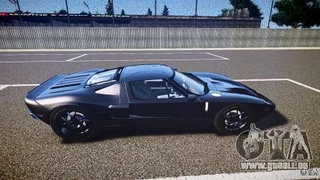 Ford GT1000 2006 Hennessey [EPM] EXTREME VERSION pour GTA 4 est une gauche
