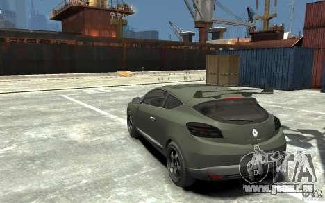 Renault Megane Coupe für GTA 4 hinten links Ansicht