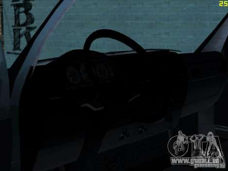 22172 Rotmarderhaar GAS für GTA San Andreas Rückansicht