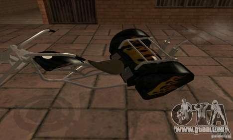 Trike pour GTA San Andreas laissé vue