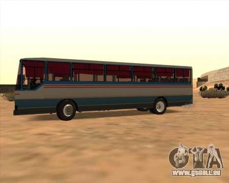 Autosan H10-11.11B pour GTA San Andreas laissé vue