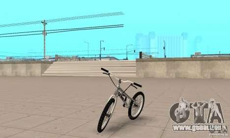 CS Fahrräder BMX für GTA San Andreas