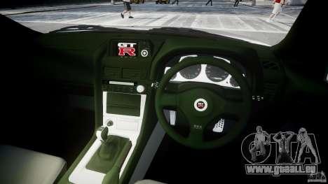 Nissan Skyline R34 Nismo pour GTA 4 est un droit