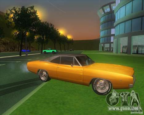 Dodge Charger RT 1968 pour GTA San Andreas