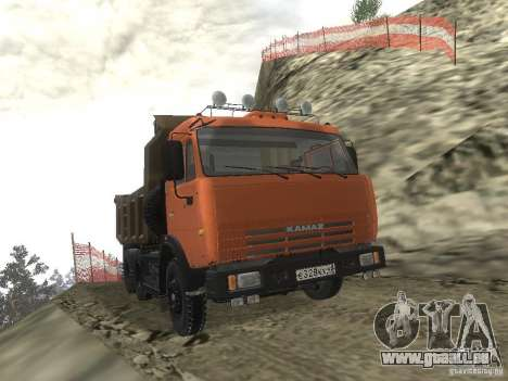 KAMAZ 65115 für GTA San Andreas