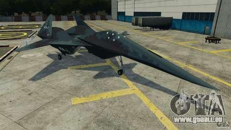 ADF-01 Falken pour GTA 4
