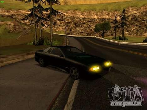 Elegy S13 für GTA San Andreas
