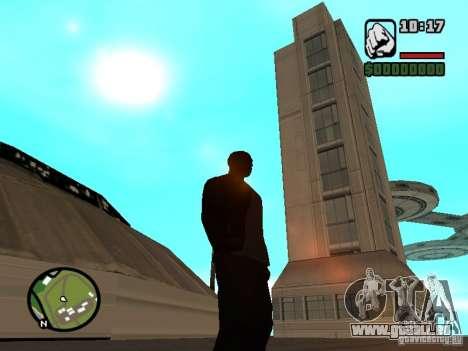 Maison 4 cadets du jeu Star Wars pour GTA San Andreas deuxième écran