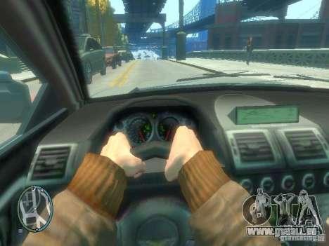 Type de voiture pour GTA 4 sixième écran